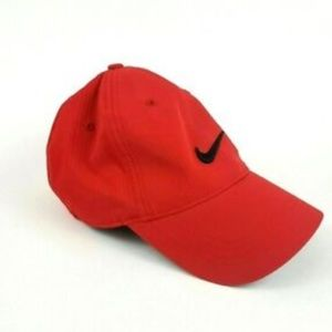 Nike Golf Men's One Size Red Baseball Cap
